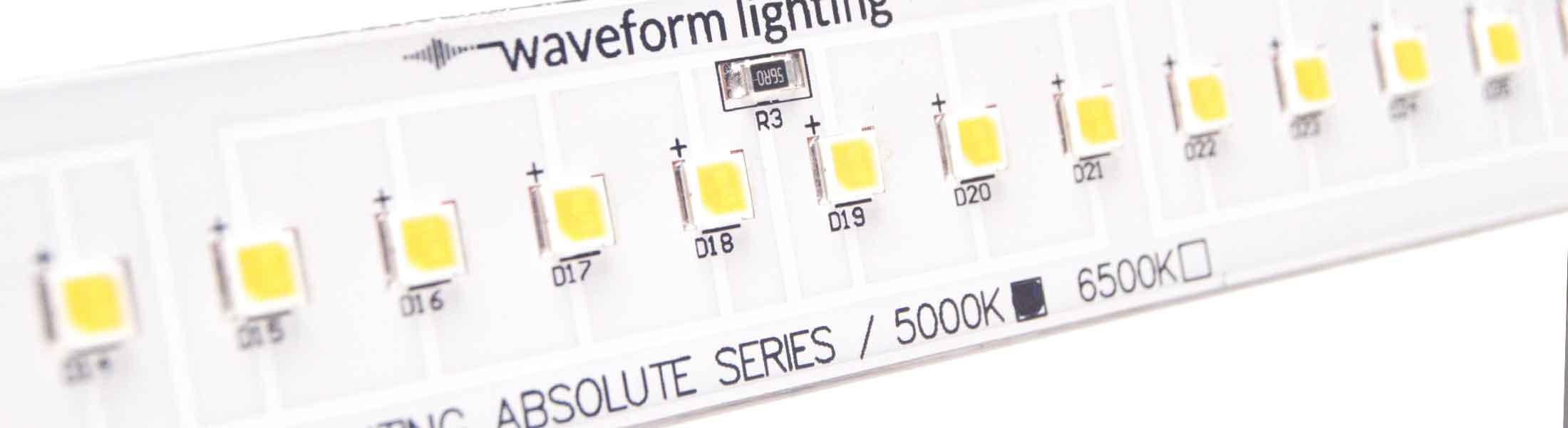 Advantages Of A 24v Led System Vs 12v Waveform Lighting Wiring Leds In Series 2 Requires Less Conductor Gauge