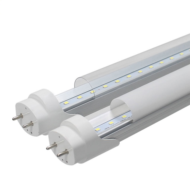 2) fluorescent tubes sizes and led tube light retrofitting