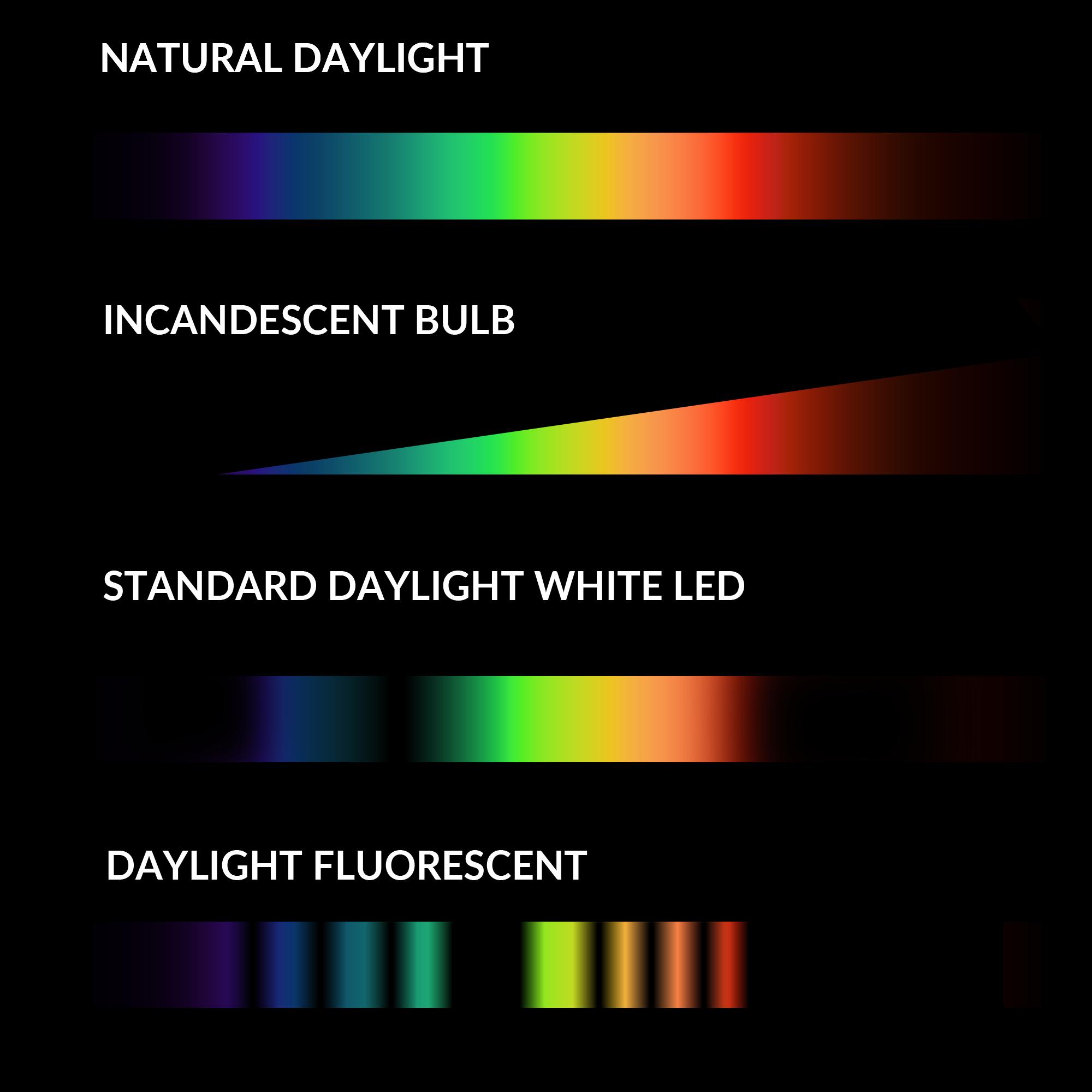 Full Spectrum LED Lighting   Waveform Lighting